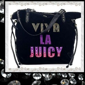 """Handbags - Juicy Couture """"Viva La Juicy"""" Satchel"""